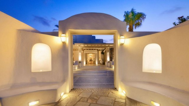 Palladium Boutique Hotel Mykonos