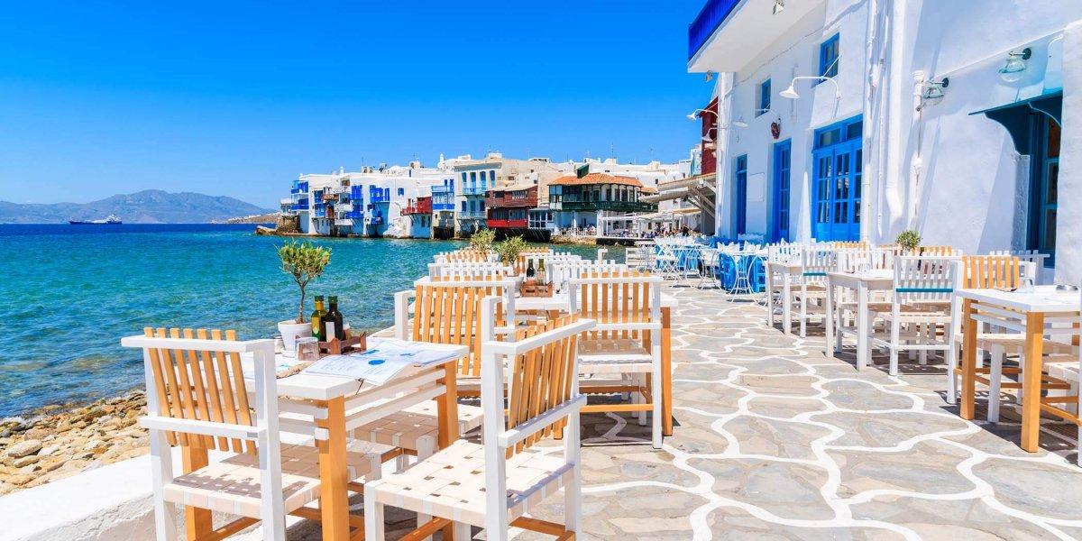 Splendid Mykonos Restaurants