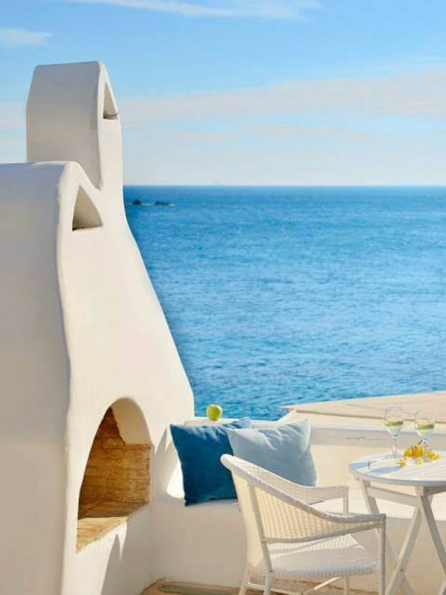 Mykonos Pantheon Luxury Suites