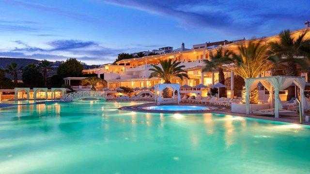 Saint John Mykonos Hotel